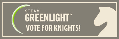 KNIGHTS - Greenlight Button